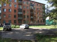 Новокузнецк, улица 40 лет ВЛКСМ, дом 24. многоквартирный дом