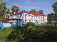 Новокузнецк, детский сад №64 компенсирующего вида, улица 40 лет ВЛКСМ, дом 13А
