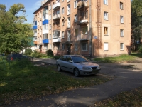 Новокузнецк, улица 40 лет ВЛКСМ, дом 23. многоквартирный дом