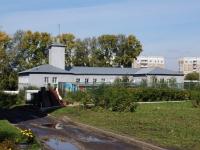 Новокузнецк, улица 40 лет ВЛКСМ, дом 1Е. пожарная часть №13, 11 отряд ФПС по Кемеровской области