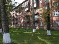 Новокузнецк, улица Мориса Тореза, дом 1. многоквартирный дом