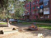 Новокузнецк, улица Мориса Тореза, дом 5. многоквартирный дом