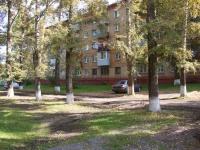 Новокузнецк, улица Мориса Тореза, дом 7. многоквартирный дом