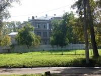 Новокузнецк, улица Мориса Тореза, дом 11. школа Средняя общеобразовательная школа №93