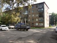 Новокузнецк, улица Мориса Тореза, дом 13. многоквартирный дом
