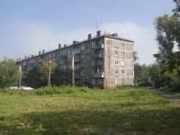 Новокузнецк, улица Мориса Тореза, дом 24А. многоквартирный дом