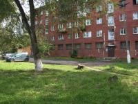 Новокузнецк, улица Мориса Тореза, дом 4. многоквартирный дом