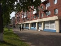 Новокузнецк, улица Мориса Тореза, дом 10. многоквартирный дом