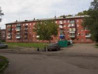 Новокузнецк, улица Мориса Тореза, дом 14. многоквартирный дом