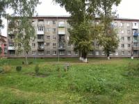 Новокузнецк, улица Мориса Тореза, дом 18. многоквартирный дом