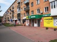 Новокузнецк, улица Мориса Тореза, дом 22. многоквартирный дом