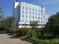 Новокузнецк, улица Мориса Тореза, дом 22Ж. больница
