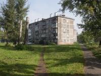 Новокузнецк, улица Клименко, дом 3. многоквартирный дом