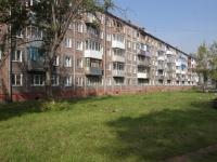 Новокузнецк, улица Клименко, дом 5. многоквартирный дом