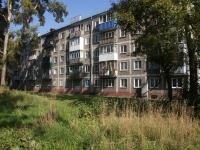 Новокузнецк, улица Клименко, дом 7. многоквартирный дом