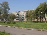 Новокузнецк, улица Клименко, дом 9. многоквартирный дом