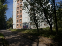 Новокузнецк, улица Клименко, дом 10. многоквартирный дом