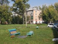 Новокузнецк, улица Клименко, дом 11. многоквартирный дом