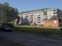 Новокузнецк, улица Клименко, дом 13. многоквартирный дом