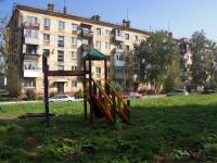 Новокузнецк, улица Клименко, дом 15. многоквартирный дом