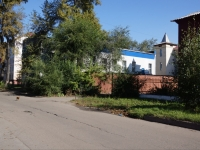 Новокузнецк, Шестакова переулок, дом 6. офисное здание