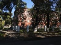 Новокузнецк, Шестакова переулок, дом 17. лицей №104