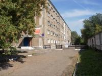 Новокузнецк, улица Климасенко, дом 1/2. офисное здание