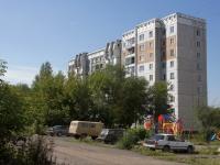 Новокузнецк, улица Климасенко, дом 1/5. многоквартирный дом