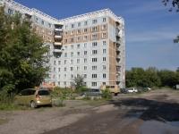 Новокузнецк, улица Климасенко, дом 1/6. многоквартирный дом