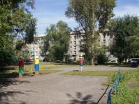 Новокузнецк, улица Климасенко, дом 3/3. многоквартирный дом