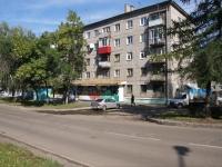 Новокузнецк, улица Климасенко, дом 5/1. многоквартирный дом