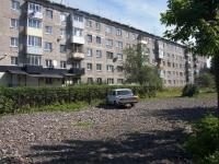 Новокузнецк, улица Климасенко, дом 5/2. многоквартирный дом