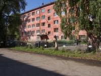 Новокузнецк, улица Климасенко, дом 6. многоквартирный дом