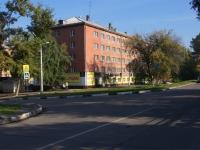 Новокузнецк, Советской Армии проспект, дом 11. многоквартирный дом