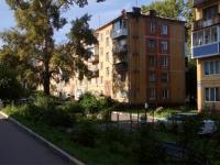 Новокузнецк, Советской Армии проспект, дом 15. многоквартирный дом