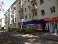 Новокузнецк, Советской Армии проспект, дом 17. многоквартирный дом