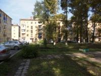 Новокузнецк, Советской Армии проспект, дом 21. многоквартирный дом