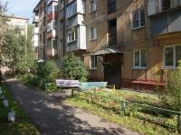 Новокузнецк, Советской Армии проспект, дом 25. многоквартирный дом