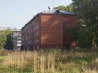 Новокузнецк, Советской Армии проспект, дом 12. многоквартирный дом