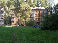 Новокузнецк, Советской Армии проспект, дом 6. многоквартирный дом