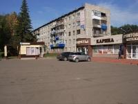 Новокузнецк, улица 13-й микрорайон, дом 12. многоквартирный дом