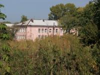 Новокузнецк, улица Горьковская, дом 15. школа Специальная школа №58