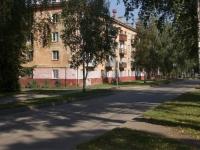 Новокузнецк, улица Горьковская, дом 18. многоквартирный дом