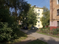 Новокузнецк, улица Горьковская, дом 22. многоквартирный дом