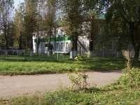 Новокузнецк, улица Горьковская, дом 23. поликлиника