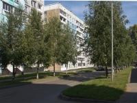 Новокузнецк, улица Горьковская, дом 2. многоквартирный дом