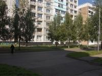 Новокузнецк, улица Горьковская, дом 4А. многоквартирный дом