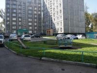 Новокузнецк, улица Горьковская, дом 4В. многоквартирный дом