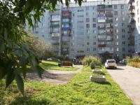 Новокузнецк, улица Горьковская, дом 7. многоквартирный дом