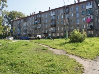 Novokuznetsk,  , house 7. Apartment house
